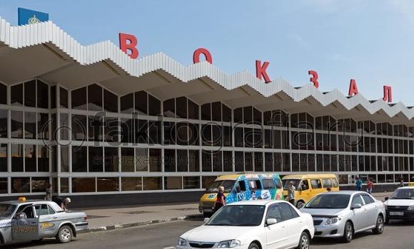 ЖД Вокзал ЖД вокзал Астрахань-1